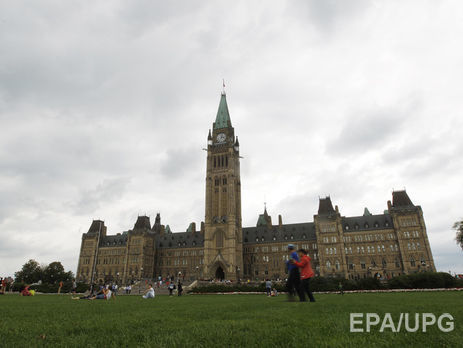 Российское посольство раскритиковало принятие вКанаде «закона Магнитского»
