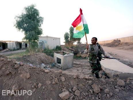 Иракская армия начала сражение закурдский Киркук
