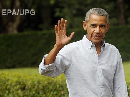 Экс-президент США Обама возвращается вполитику,— AFP