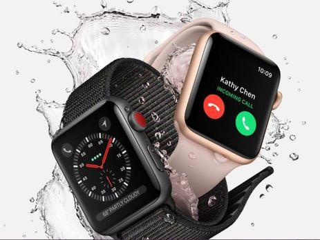 Китайские операторы отключили часы Apple Watch 3 отLTE