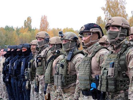 Прикарпатців кличуть служити у спецпідрозділ поліції КОРД