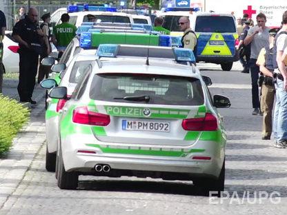 Полиция Мюнхена ищет 40-летнего мужчину