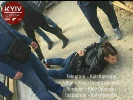 Жінці повідомили про підозру увикраденні дитини вКиєві