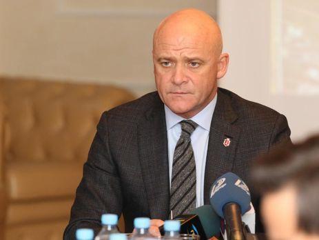 Обыски у главы города  Одессы связаны с 2-мя  делами— НАБУ