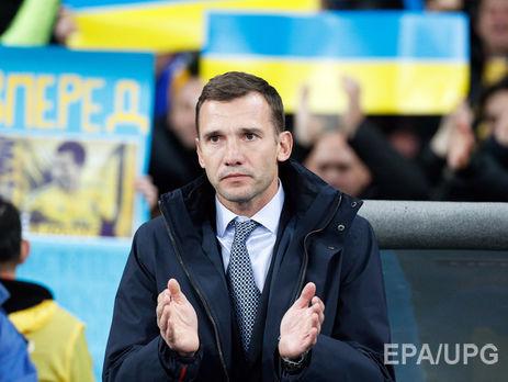 «Есть данные»: Шевченко оценил игру сборной Украинского государства вотбореЧМ