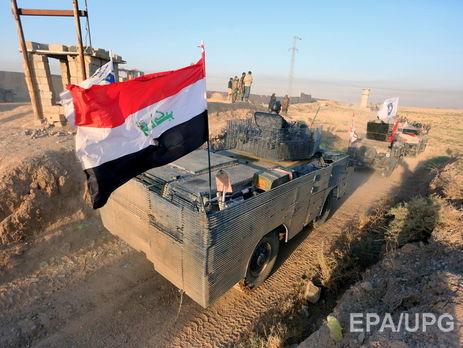 Ірак оголосив про початок наступу наостанній оплот ІДІЛ вкраїні