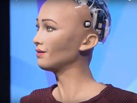 Впервый раз вмире робот получил гражданство страны