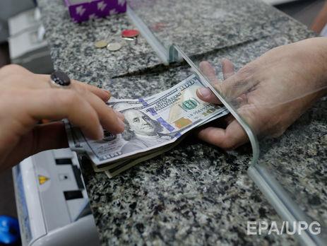 Гривня потеряла свои позиции относительно доллара иевро
