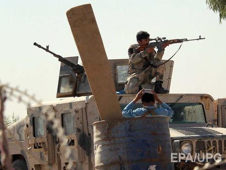 ВАфганистане 13 полицейских стали жертвами атаки боевиков