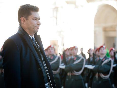 Русские переводчики исказили слова Штайнмайера об аннексии Крыма, - посол в Австрии  Щерба. ВИДЕО