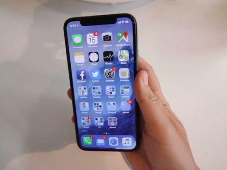 Apple уволила рабочего, дочь которого сделала досрочный обзор iPhone X