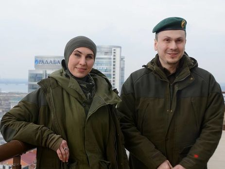 Руководитель милиции Украины выехал наместо, где ранили Осмаева