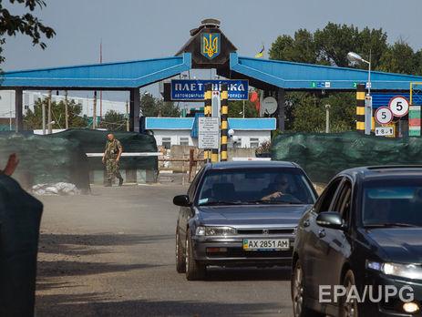 Україна посилила прикордонний контроль, особливо наросійській ділянці