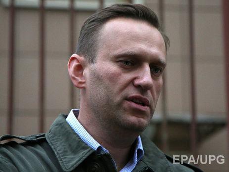 Алексей Навальный пообещал подать всуд на В.Путина