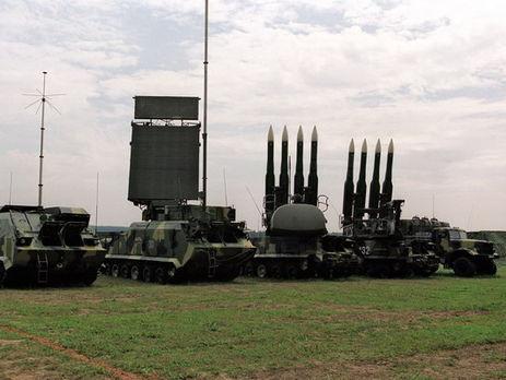 ВСУ почали випробування зенітних ракет над Чорним морем