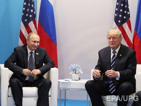 Трамп повторив бажання зустрітися зПутіним