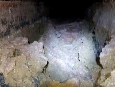 УЛондоні зканалізації дістали 130-тонну брилу жиру