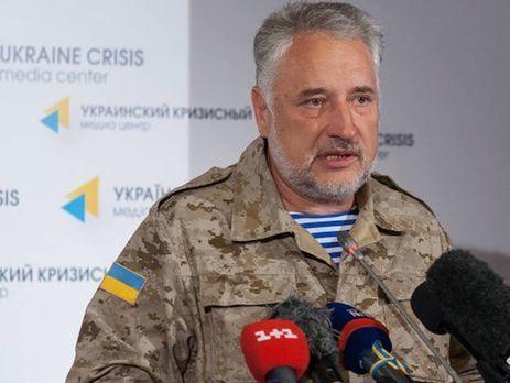 Жебривский назвал места дислокаций русских войск наДонбассе