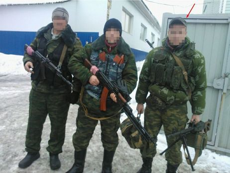 ВХарьковской области задержали боевика «ЛНР», нелегально пробиравшегося через границу из РФ
