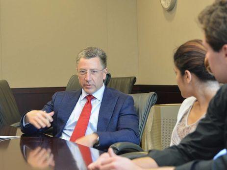 Волкер: УРФ є два варіанти дій наДонбасі