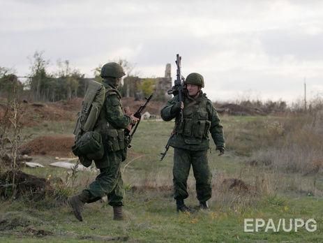 Штаб АТО: Под обстрел боевиков попали населенные пункты