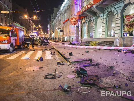 Аварія уХаркові: водій Volkswagen заявив, щозаним стежили