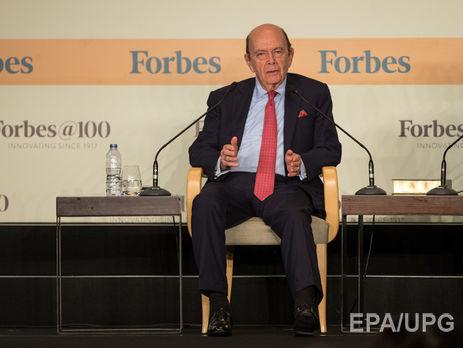 Американский министр обманом попал всписок Forbes
