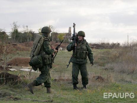 Всамом начале суток боевики 6 раз нарушили «перемирие» наДонбассе