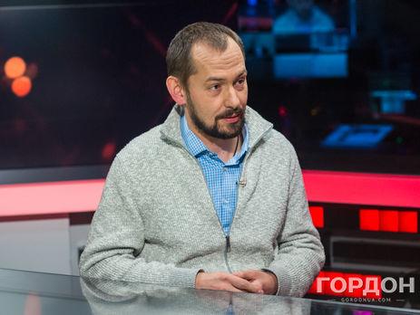 """Цимбалюк: Толстовка с """"укропом"""" продана в фонд телеканала ATR. Причем я продал ее дважды и выручил $604"""