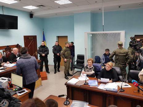 Суд оставил под арестом подозреваемого впохищении Вербицкого иЛуценко