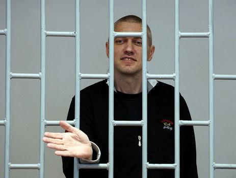 Украинец Клых шесть дней провел вкоме— Активистка