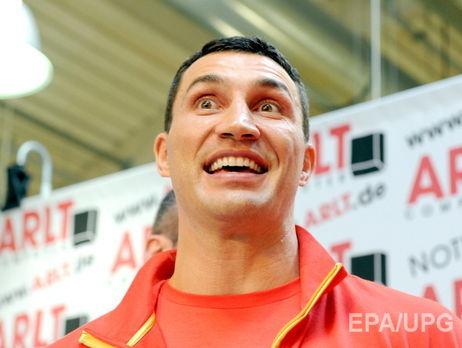 Владимир Кличко получил гневное письмо отизвестного боксера