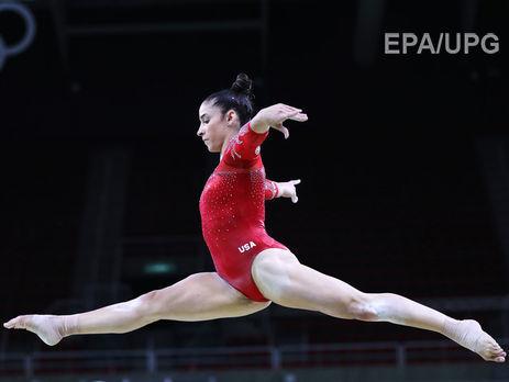 Фото секскуальных гимнасток