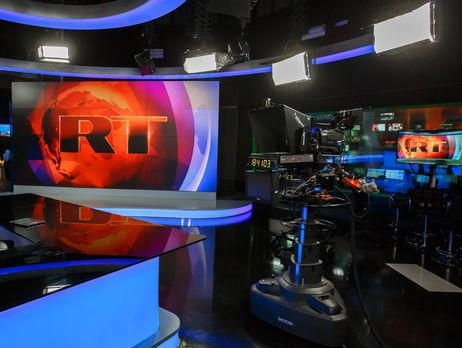Телеканал Russia Today зареєструвався в США як іноземний агент