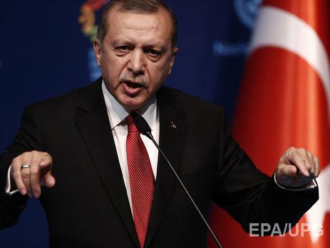 Ердоган про Сирію: США і РФ повинні вивести війська, якщо не бачать військового вирішення
