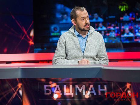 Цимбалюк: Некоторые российские журналисты отказываются от украинской темы, говоря: