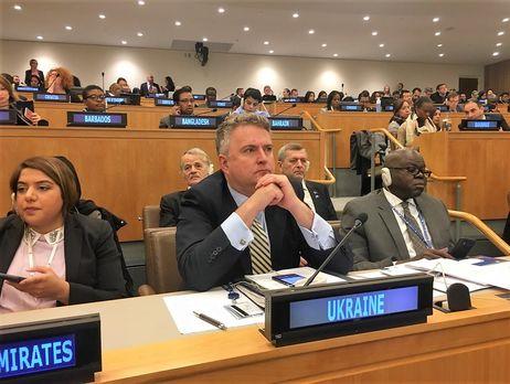 Третий комитет Генассамблеи ООН принял обновленную резолюцию о правах человека в Крыму