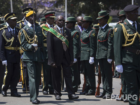 Военные Зимбабве захватили местную телерадиокомпанию