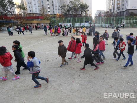 У Південній Кореї стався землетрус магнітудою 5,4