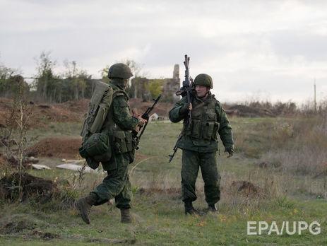 Заминулу добу взоні АТО непостраждав жоден український військовий
