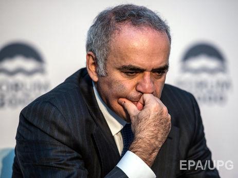 Каспаров: Трудно представить себе, что внутри вот этого желе сформируется какая-то серьезная оппозиция Путину