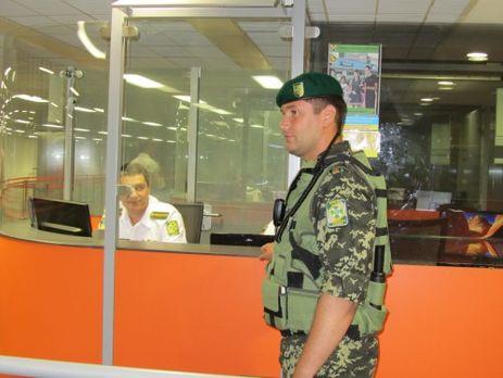 Госпогранслужба Украины: оппозиционная активистка из РФ попросила убежище