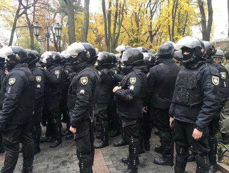 Вовремя столкновений вОдессе пострадали неменее 20 силовиков