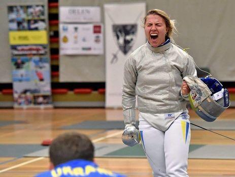 Ольга Харлан виграла етап Кубка світу зфехтування нашаблях