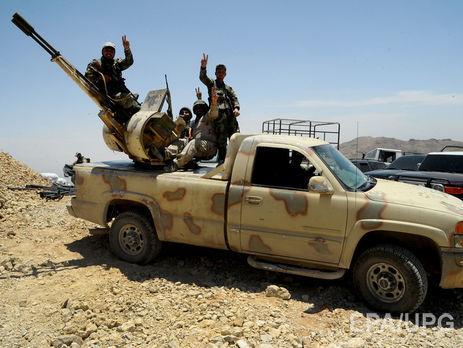 Сирийская армия вновь отбила город Абу-Кемаль убоевиков ИГИЛ