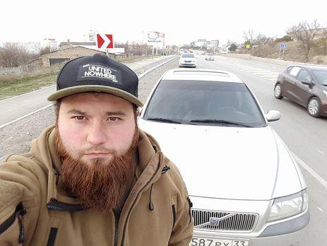 ВСимферополе схвачен активист объединения «Крымская солидарность»
