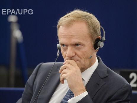 Туск назвал «планом Кремля» политику Польши вотношении Украины иЕС