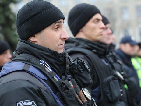 «Свободу идостоинство» вКиеве охраняют две тысячи силовиков