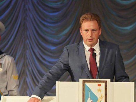 ЕСвнес всанкионный список губернатора Севастополя Овсянникова