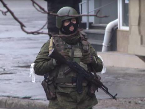 Русские СМИ: Вооруженные люди захватили центр Луганска и пренебрегают указы Плотницкого